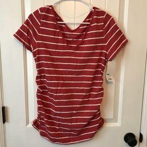 Liz Lange Maternity T Shirt